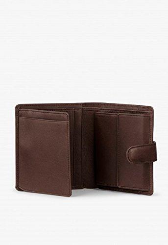 BREE, Borsa a mano donna marrone cacao 9 cm x 10 cm x 1,5 cm ( B x H x T)