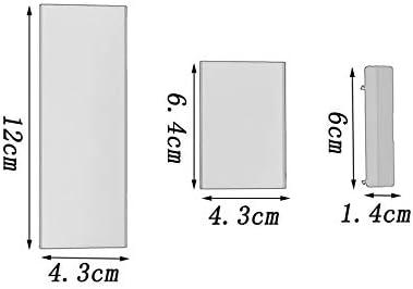 XUBF-GUAN 10 pcs 3 ML en Plastique r/ésine Outils de Bijoux jetables pipettes de Transfert Clair for Moule en Silicone UV r/ésine /époxy Artisanat Fabrication de Bijoux