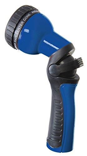 Dramm 14505 Revolution 9-Pattern Spray Gun, Blue