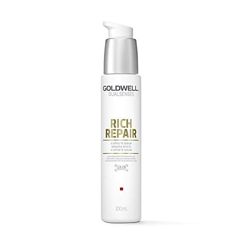 Goldwell Dual Senses Rich Repair 6 Effects Serum, 3.4 Ounce