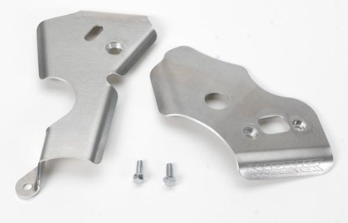 Works Connection Frame Guards Aluminum for Honda XR250 96-04 (Works Guards Aluminum Connection Frame)