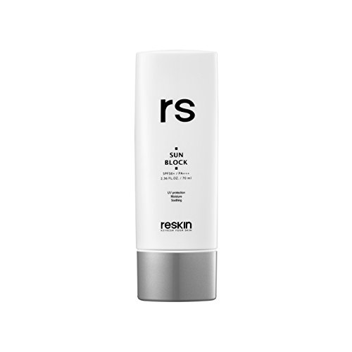 [Reskin Solution] Sun Block (SPF50+/PA+++) for Moisturizing, soothing skin(2.36 (Hydro Mineral Natural Finish Makeup)