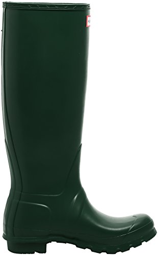 Damen Original Gummistiefel Green Grün Hunter Grün Tall Hgr fO7wdq
