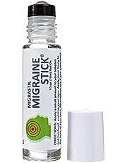 Basic Vigor Migrastil Migraine Stick ® Roll-On, 0.3-Ounce Essential Oil Aromatherapy 10Ml