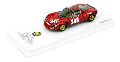 1/43 アルファロメオ33 ストラダーレ 1968年 ボローニャ ラティコーサ峠 ヒルクライム #346 TSM124309