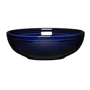 Fiesta 38 oz Bistro Serving Bowl, Medium, Cobalt