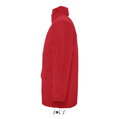 Small Polar Con Forro red Unisex Sols Parka Red 'record' IXwtxaa8q