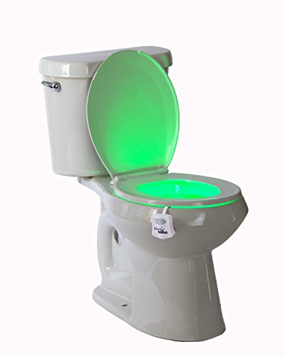 Smart Motion Magic Toilet Night Light