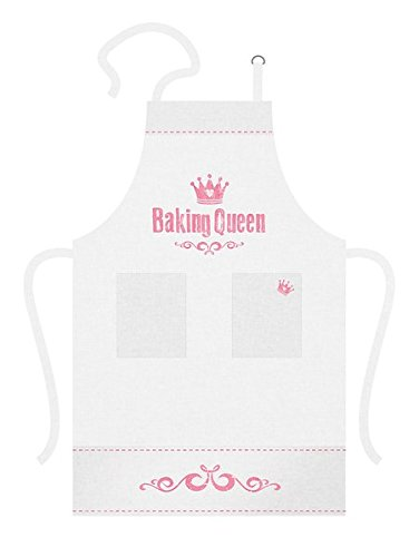 Baking Queen: Küchenschürze (Geschenkewelt Baking Queen)