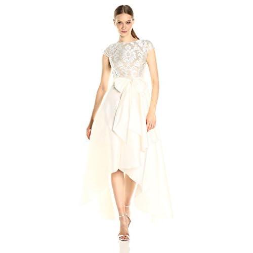 Adrianna Papell Women's Emblem Ball Gown supplier