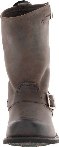 Old Frye 12R Charcoal Women's Boot Town Engineer wXqTX1ar