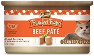 product image for Merrick Purrfect Bistro Beef Pate Cat Cans 5.5oz (24 in case)