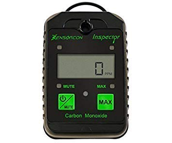 Carbon Monoxide Inspector/Detector - Portable and Handheld - Great for HVAC,Travel and Home Use (CO...