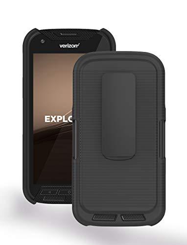 DuraForce PRO Case with Belt Clip Holster, Wireless ProTECH Case for Kyocera DuraForce PRO E6810 E6820 E6830