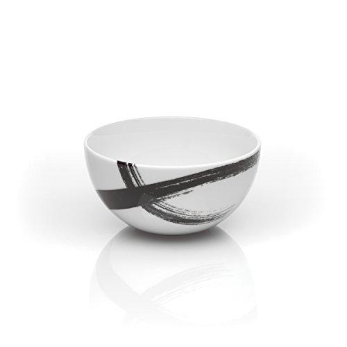 Lifetime Brands Condiment Set (Mikasa Brushstroke Fruit Bowl, 12-Ounce)