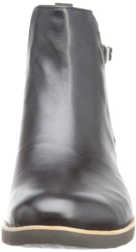 Rockport Alanda Chelsea - Botas de cuero mujer Negro (Nero (Schwarz (BLACK)))