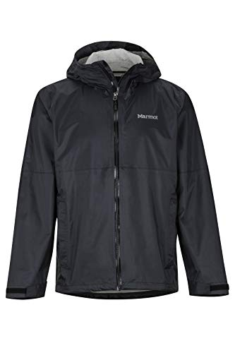 Marmot PreCip Eco Plus Jacket Men black 2019 winter jacket