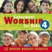 Track Split Kids - CD Cedarmont Worship For Kids V4-Split Track