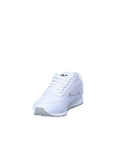 10103081FG Low Fila White Orbit Wmn Turnschuhe tZw5Brwq