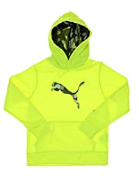 Puma Youth Big Boys Big Cat Performance Hoodie