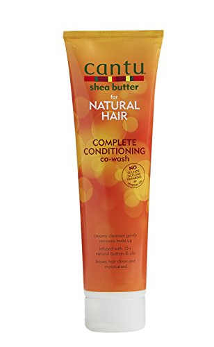 Cantu Shea Butter for Natural Hair Complete Conditioning Co-Wash, 10 Ounce