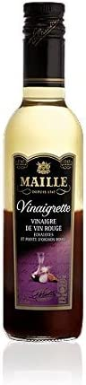 Maille Red Wine Vinaigrette with Red Onion and Shallot - 12.7 oz