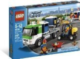 LEGO City 4206 Recycling Truck Lego City garbage trucks Overseas Limited, parallel import goods (City Recycling Lego Truck)