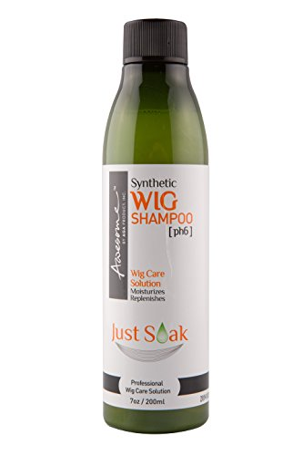 Awesome Synthetic Wig Shampoo [pH6] Just Soak 7 Fl Oz