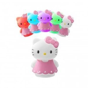 Hello Kitty Led Mood Light in US - 5