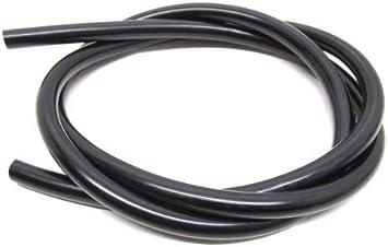 1 9m Zündkabel 5mm Zündkerzenkabel Schwarz Für Mofa Moped Mokick Auto