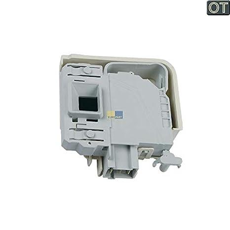 Relé de enclavamiento Relé de puerta Lavadora EMZ Bosch/Siemens ...