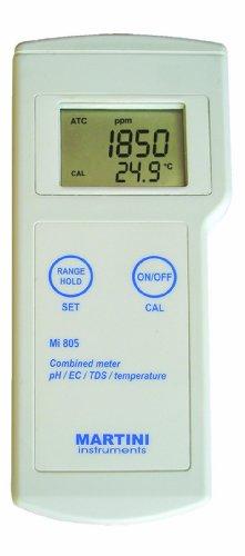 Milwaukee Mi805 Portable pH/EC/TDS/Temperature Meter