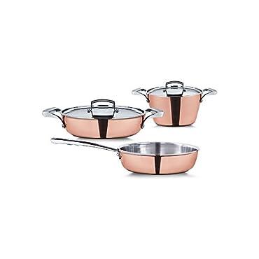 Lancaster Commercial Products 07PEN8208 Reserve 5 Piece Set