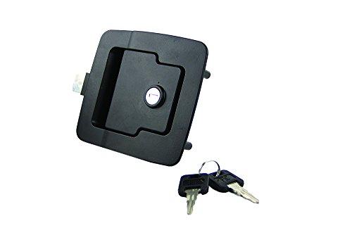 Lippert Components 346693 STANDARD BAGGAGE DOOR LATCH ONLY; BLACK