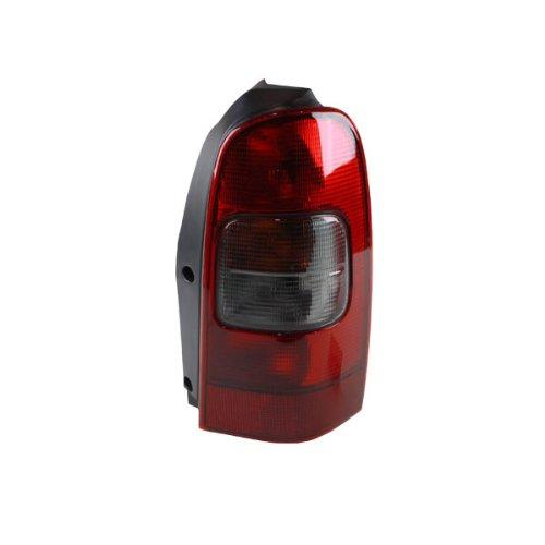 Pontiac Tail Light Assembly - TYC 11-5131-00 Chevrolet/Oldsmobile/Pontiac Passenger Side Replacement Tail Light Assembly