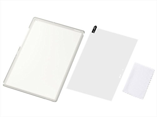 Screen Xperia Jacket Silicone For With Z2 Silky Premium for Z2 Translucent Protector Xperia Touch Special zBwXq