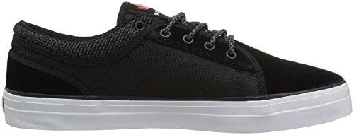 DVS Shoes Herren Aversa + Sneaker Schwarz (Black Suede Mcclain)