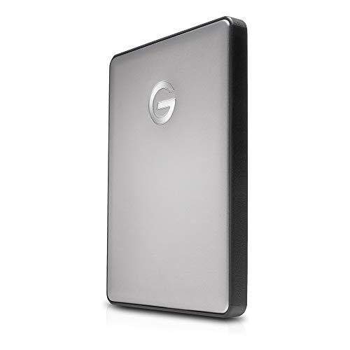 G-Technology G-DRIVE mobile USB-C 2TB Portable Hard Drive
