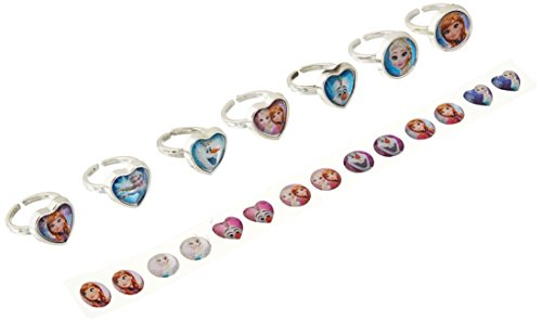 Disney Frozen Earrings Rings Girls