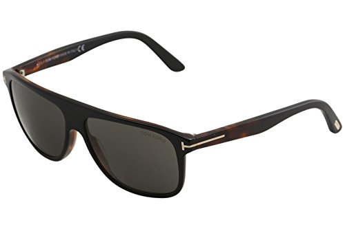 Sunglasses Tom Ford INIGO TF 501 FT 05A black/other / smoke