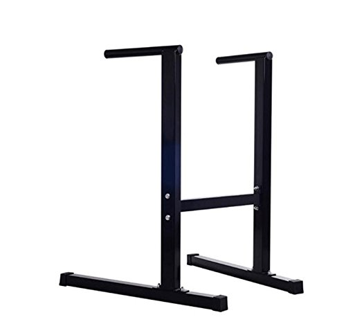 Dip Stand Body Press Tricep Parallel Bars Pushup Exercise Gym With Ebook by MRT SUPPLY
