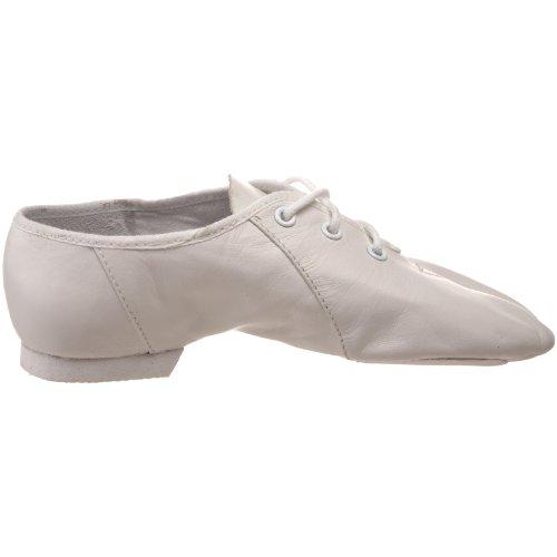 Jazzsoft Jazz Schuh von Bloch Dance Girl Weiß