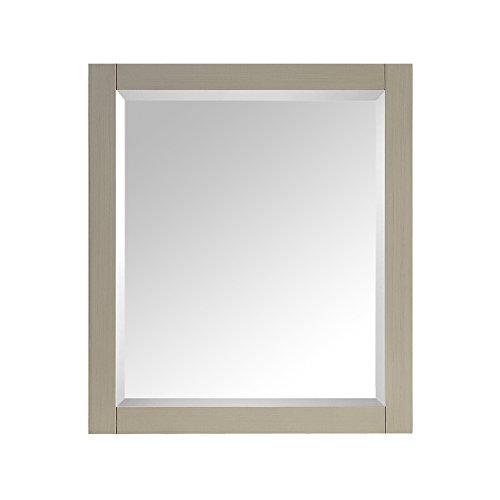 Avanity 28 in. Mirror for Delano in Taupe Glaze finish by Avanity