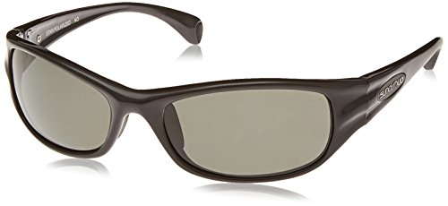 Suncloud Star Polarized Sunglasses, Black Frame, Gray Polycarbonate - Suncloud Sunglasses Star Optics