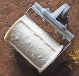 Worn Brick Border Decorative Concrete Stamping Roller Set