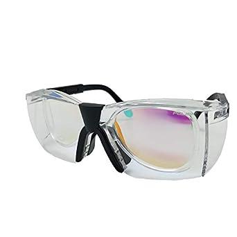 2 gafas de seguridad láser para eliminar el tatuaje láser OD5+ D ...