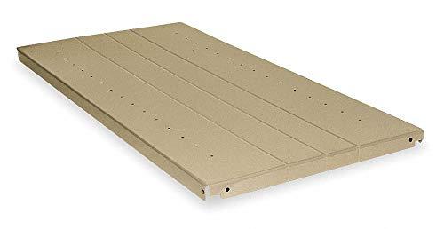 Steel Shelf, Tan, 3 PK