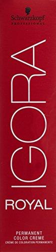 🥇 Schwarzkopf Igora Royal Tinte Permanente