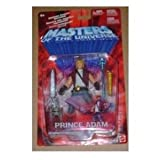 Masters of the Universe Prince Adam Figure - Mattel MOTU Red Card He-Man