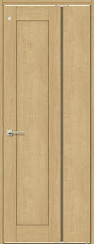 ラシッサS 中折れドア ASTNH-LYD 錠付き 05520 W:648mm × H:2,023mm ノンケーシング/ケーシング LIXIL リクシル TOSTEM トステム 本体/枠色:クリエアイボリー(WA) 吊元:右吊元 枠種類:180mm幅(ノンケーシング枠) 把手:スクエアL 沓摺:ツバ付薄沓摺(A枠) 錠:スクエア表示錠 LIXIL リクシル TOSTEM トステム